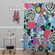 Khristian A Howell Polyester Valencia 1 Shower Curtain