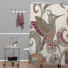 Valentina Ramos Polyester Flying Shower Curtain