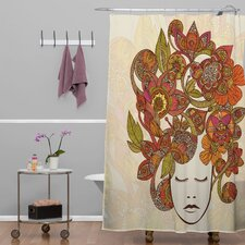 Valentina Ramos Polyester Its All in Your Head Shower Curtain