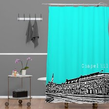 <strong>DENY Designs</strong> Bird Ave Woven Polyester Chapel Hill Shower Curtain
