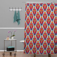 Arcturus Rococo Polyester Shower Curtain