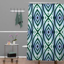 <strong>DENY Designs</strong> Wagner Campelo Polyester Maranta Shower Curtain