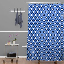 Caroline Okun Polyester Shower Curtain
