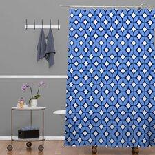Caroline Okun Polyester Shower Curtain