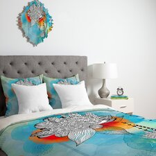 <strong>DENY Designs</strong> Iveta Abolina Coral Duvet Cover Collection