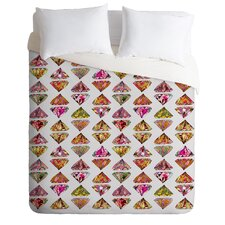 Bianca Green These Diamonds Are Forever Duvet Cover Collection