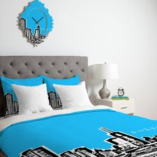 <strong>DENY Designs</strong> Bird Ave Chicago Duvet Cover Collection