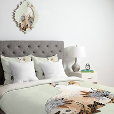 <strong>DENY Designs</strong> Iveta Abolina Little Rabbit Duvet Cover Collection
