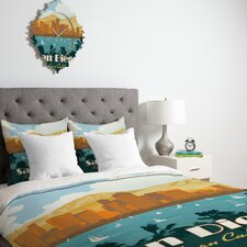<strong>DENY Designs</strong> Anderson Design Group San Diego Duvet Cover Collection