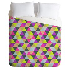 Bianca Green Ocean of Pyramid Duvet Cover Collection