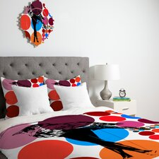 <strong>DENY Designs</strong> Randi Antonsen Poster Heroins 5 Duvet Cover Collection