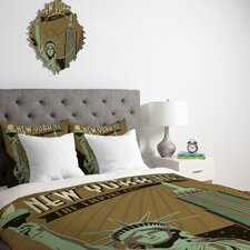 <strong>DENY Designs</strong> Anderson Design Group New York Duvet Cover Collection