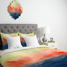 Jacqueline Maldonado Brushfire Duvet Cover Collection