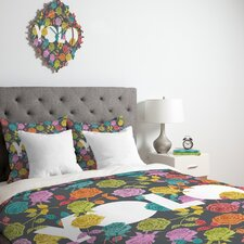 <strong>DENY Designs</strong> Bianca Green Yolo Duvet Cover Collection