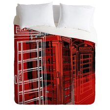 Aimee St Hill Phone Box Duvet Cover Collection