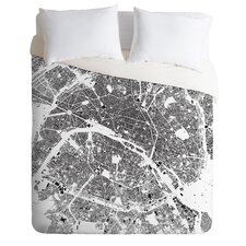 CityFabric Inc Paris Duvet Cover Collection
