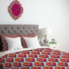 <strong>DENY Designs</strong> Arcturus Rococo Duvet Cover Collection