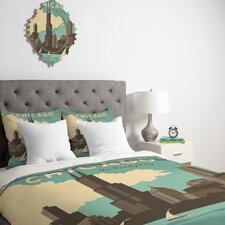Anderson Design Group Chicago Duvet Cover Collection
