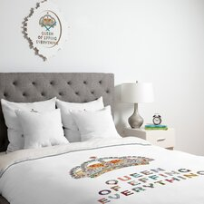 Bianca Green Her Daily Motivation Duvet Cover Collection