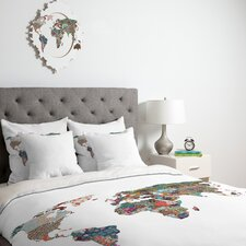 <strong>DENY Designs</strong> Bianca Green Louis Armstrong Told Us So Duvet Cover Collection