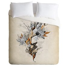 Iveta Abolina Floral 1 Duvet Cover Collection