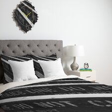 <strong>DENY Designs</strong> Leonidas Oxby 7 Chances Do Ya Feel Lucky Duvet Cover Collection
