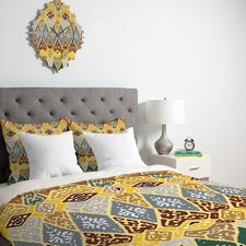 <strong>DENY Designs</strong> Romi Vega Diamond Tile Duvet Cover Collection
