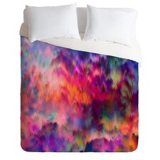 Amy Sia Sunset Storm Microfiber Duvet Cover