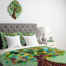 <strong>DENY Designs</strong> Elizabeth St Hilaire Nelson Spring Tree Duvet Cover Collection