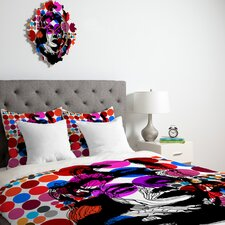 <strong>DENY Designs</strong> Randi Antonsen Poster Heroins 6 Duvet Cover Collection