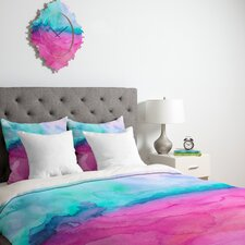 <strong>DENY Designs</strong> Jacqueline Maldonado Tidal Color Duvet Cover Collection