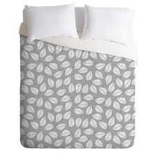 Bianca Green Leafy Duvet Cover Collection