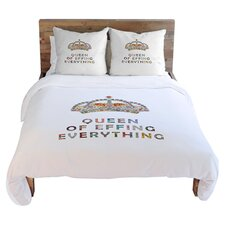 <strong>DENY Designs</strong> Bianca Green Her Daily Motivation Duvet Cover Collection