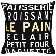 Patisserie Pillow