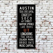 <strong>Uptown Artworks</strong> Austin Sign Art