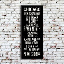 Chicago Sign Art