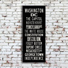 <strong>Uptown Artworks</strong> Washington DC Sign Art