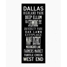 Dallas Sign Art