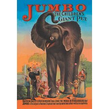 <strong>Buyenlarge</strong> Jumbo - The Children's Giant Pet Canvas Art