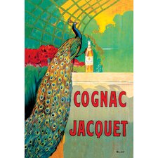 Cognac Jacquet Canvas Art