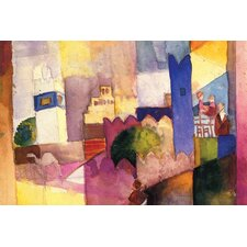 Kairouan by Kairouan Painting Print on Canvas