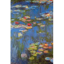 <strong>Buyenlarge</strong> Water Lilies # 3 Canvas Art