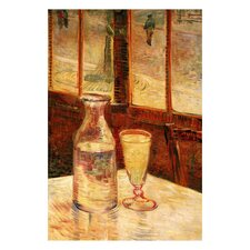 Still Life with Absinthe by Vincent van Gogh Painting Print on Canvas