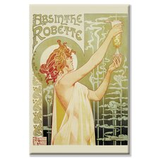 <strong>Buyenlarge</strong> Absinthe Rebette Canvas Wall Art