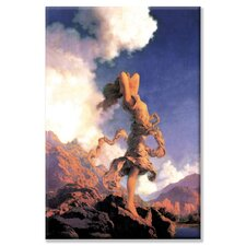 Ecstasy by Maxfield Parrish Painting Print on Canvas