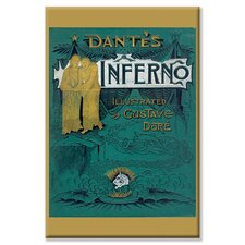 <strong>Buyenlarge</strong> Dante's Inferno Canvas Wall Art