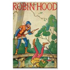 <strong>Buyenlarge</strong> Robin Hood Canvas Wall Art