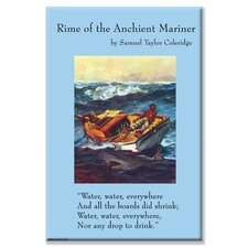 <strong>Buyenlarge</strong> Rime of the Ancient Mariner Canvas Wall Art