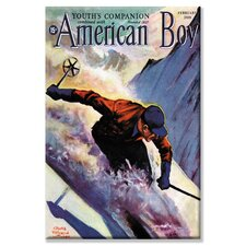 <strong>Buyenlarge</strong> American Boy February 1939 Canvas Wall Art