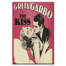 Kiss Vintage Advertisement on Canvas